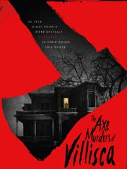 "The movie poster for ""The Axe Murders of Villisca."" It is set to release on Jan. 20."