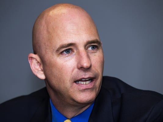 Congressional District 1 candidate Paul Babeu