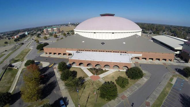 Next week, the Cajundome will host an awards ceremony, a concert and multiple high school graduations.