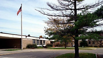 The former Edgewood School in Okemos. District administrators said reopening the school could cost up to $1 million.
