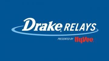 Drake Relays logo.
