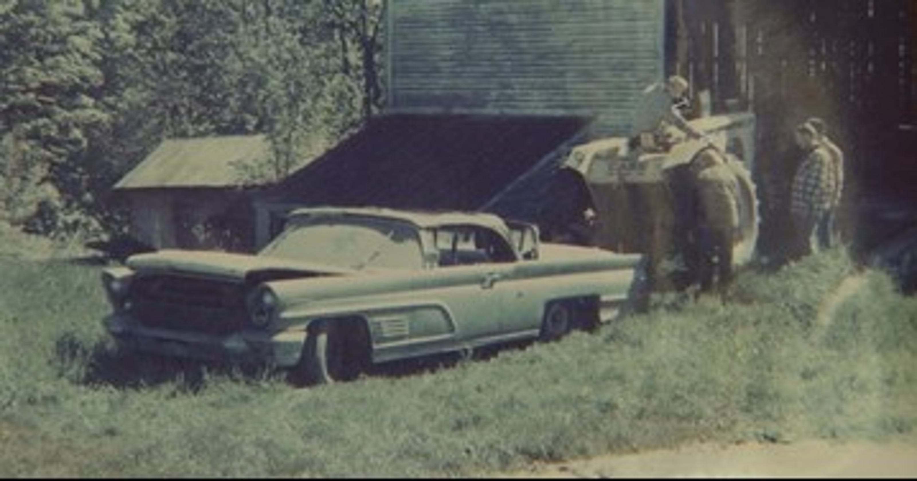 michigan man s mysterious 1960 lincoln may have gruesome history