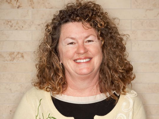 Chef Chrysa Robertson.