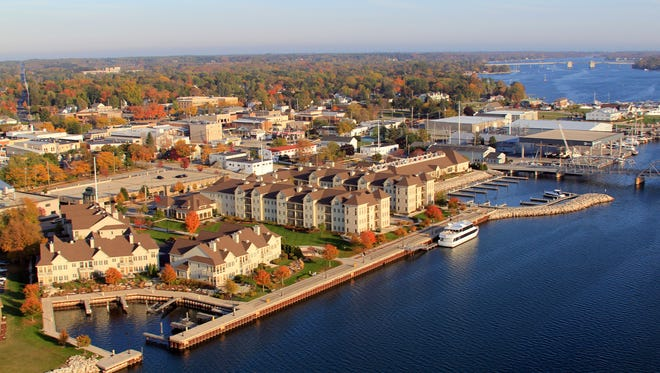 Sturgeon Bay in Door County offers much to do in the fall