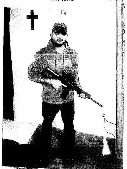 TORREZ GUN