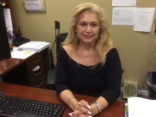 Petra Trevino is the new customer service manager for the City's Water Utilities Dept.