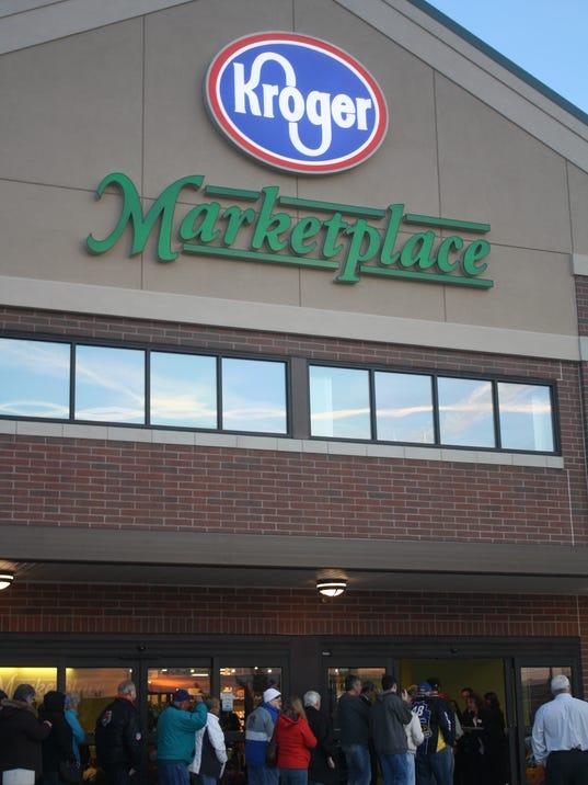 Kroger employee stock options