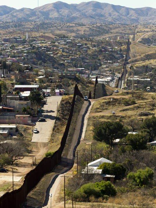 Trip To Mexican Border Shows Issues There Are Well