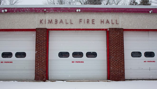 Kimball Township has purchased a lot adjacent to Kimball Fire Station 1. Plans to remodel and expand the station are moving forward.