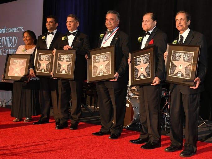 This year's Walk of Fame honoree is BIMDA (Brevard