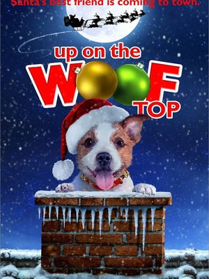 """Up on the Wooftop."""