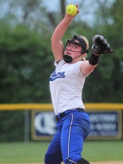 Simon Kenton sophomore Macy Krohman is one of the top players in the Eighth Region.