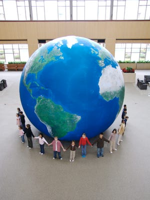 April 22 marks the 45 anniversary of Earth Day.