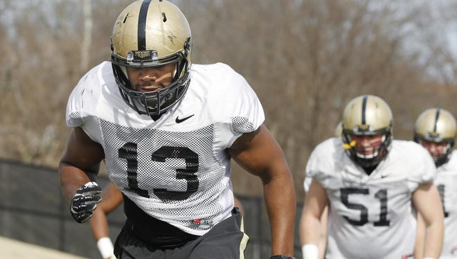 Purdue sophomore Gelen Robinson likely faces disciplinary actions following his alcohol-related arrest in June