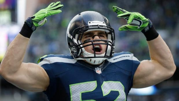 The Seahawks are still the favorite in the NFC West.