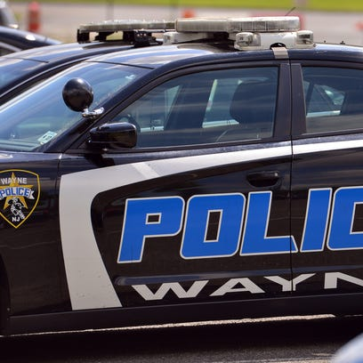 A Wayne Police car