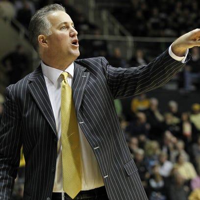 "Purdue coach Matt Painter said ""You don't really get"