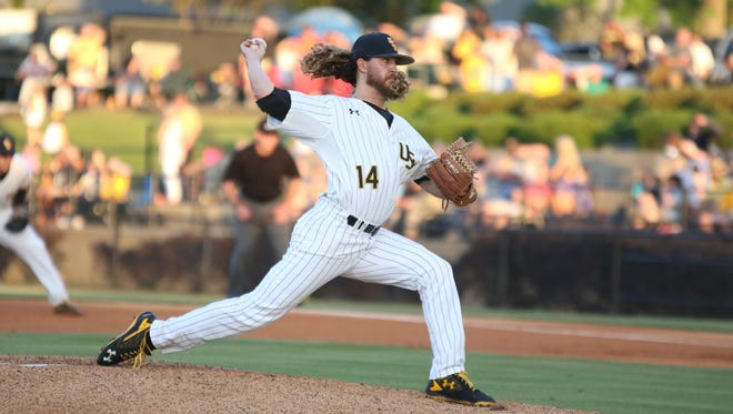 Southern Miss pitcher Cord Cockrell will make his first start against Florida International on Thursday since injuring his shoulder two weeks ago.