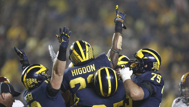 Michigan football earned a 33-10 win over Minnesota thanks to a strong running game. Can it continue?