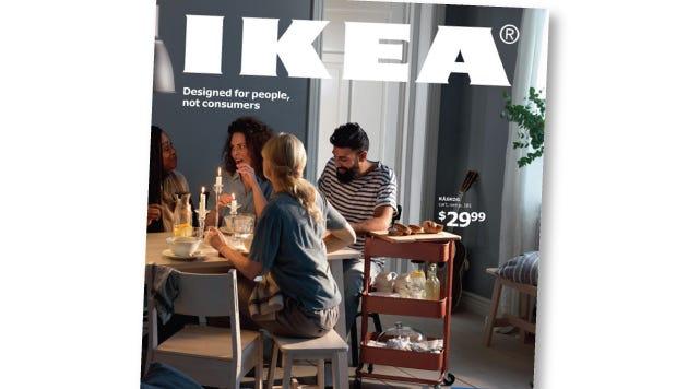 The Ikea catalog.