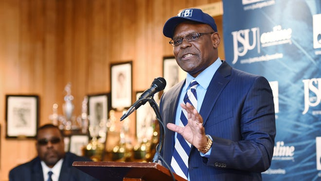 JSU coach Tony Hughes will go through his first signing day as a head coach on Wednesday.