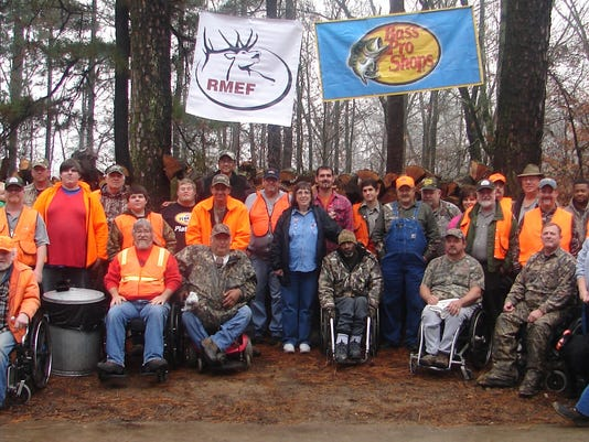 Physically Challenged Deer Hunt