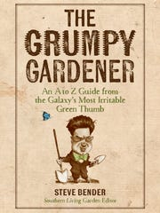 This book combines humor with gardening advice.
