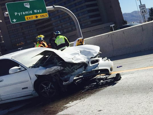 Nevada Car Accident Today