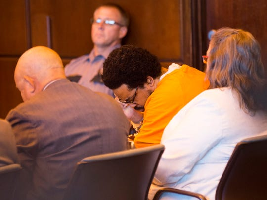 Mesac Damas had pleaded guilty to murdering his wife, Guerline Dieu Damas, and their five children in September 2009 in their North Naples home. Collier Circuit Judge Christine Greider sentenced him Friday, Oct. 27, 2017, to death.