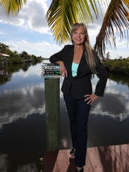 Lisa Lansky, a forensics analyst for the Cape Coral