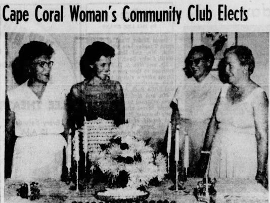 Cape Coral women's club