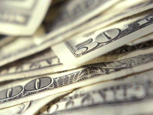 FIN bills in 50s ThinkstockPhotos