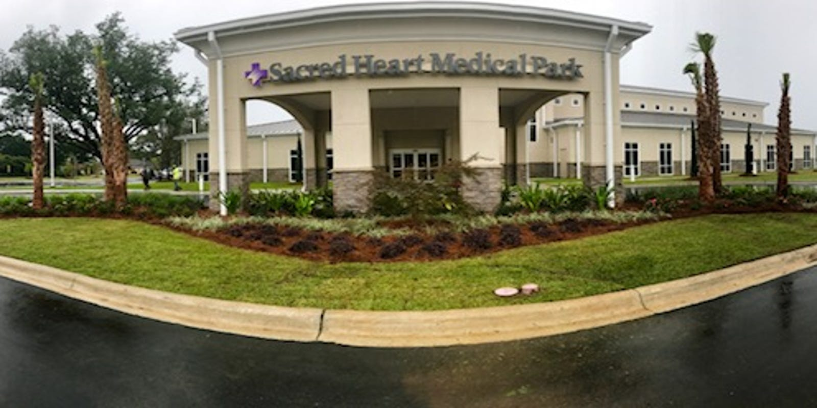 Sacred Heart Health System opens outpatient clinic in Tiger Point
