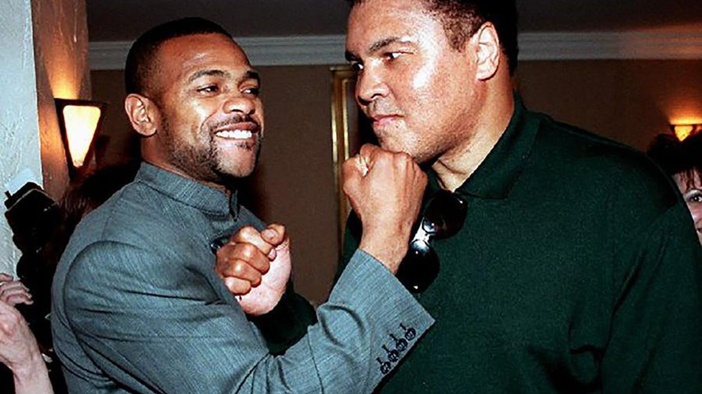 account of the life and boxing career of roy jones jr Manage your account settings  boxing champion and pensacola native roy  jones jr steps into the ring for the final time in his storied career  bottom line is,  it's tough to give up what you do in life  in the 75th fight of his boxing career,  which spans nearly 30 years, 49-year-old roy jones jr, red tape,.