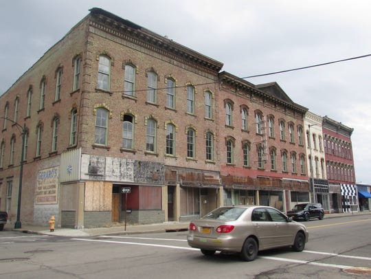 Chemung County has seized a handful of empty buildings