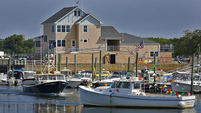Marshfield opened a new, nearly $3 million maritime center in 2018 with more than two-thirds of the cost covered by funds from the Seaport Economic Council.