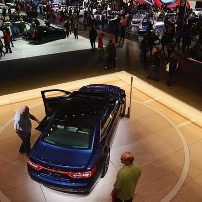 Final day of Auto Show attracts dreamers
