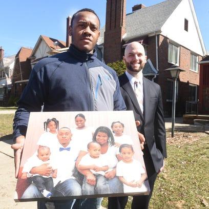 Group to bid on large swath of Detroit properties