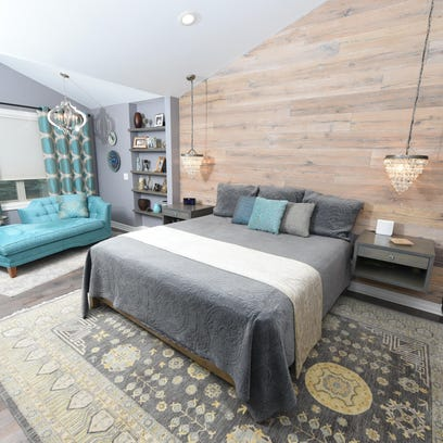 Northville family gets own colorful, personalized look