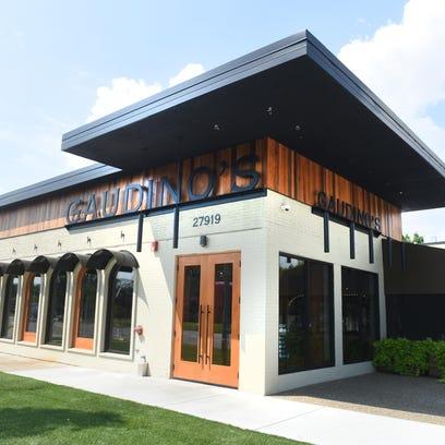 Gaudino's successfully combines restaurant, market