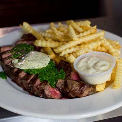 Steak and frites! Bistec Brasserie opens Friday in York