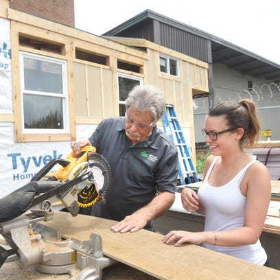 Tiny house, big dreams: Building a home from scratch