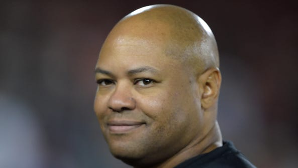 David Shaw has a 54-14 record as Stanford's head coach.