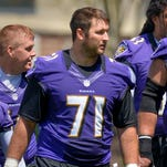 Detroit Lions tackle Rick Wagner 'thankful' to be paired with right guard T.J. Lang