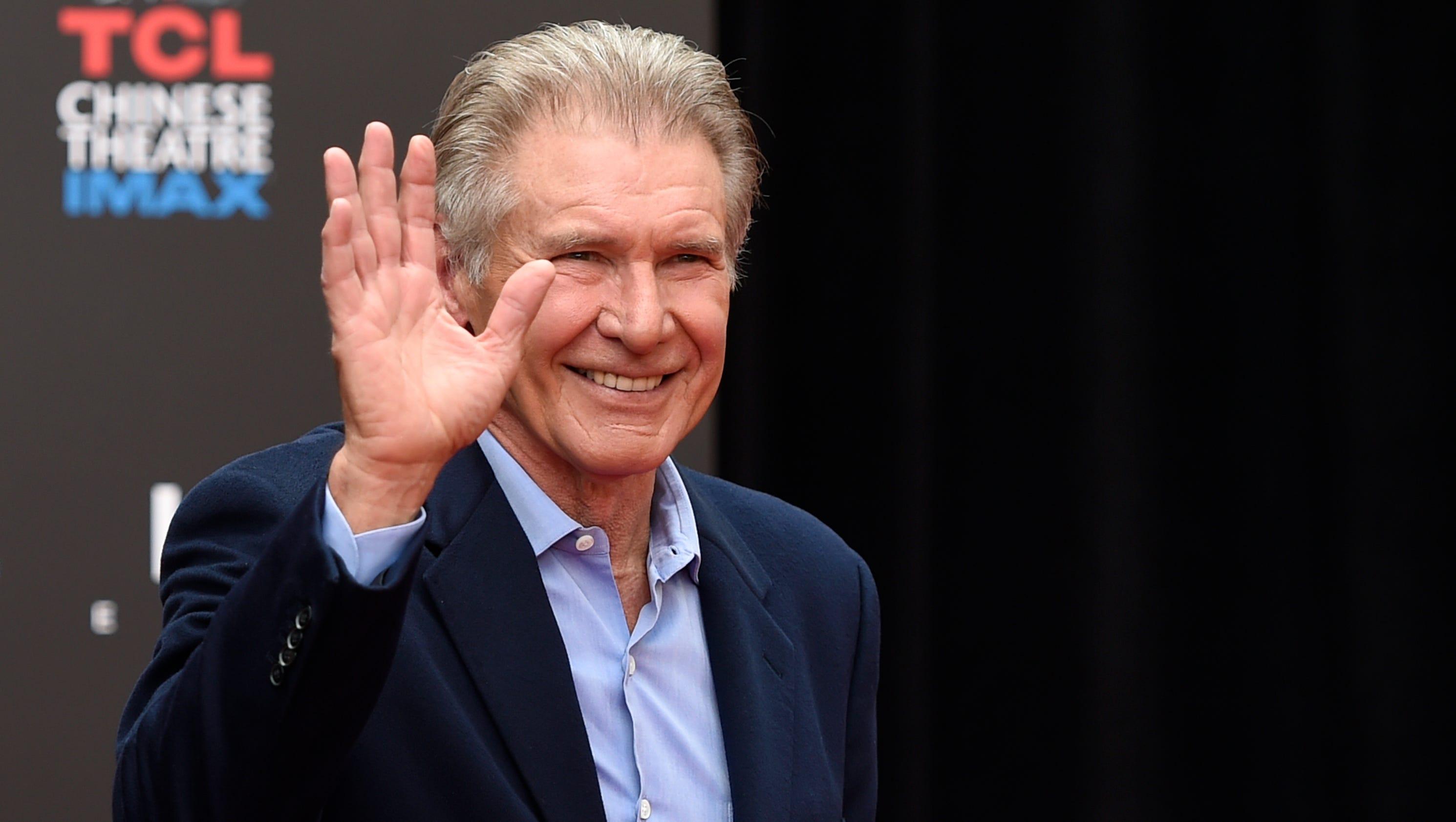 Harrison Ford's birthday: 75-photo salute