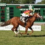 Fans flock to Rutgers Day at Monmouth Park