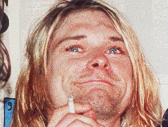 Kurt Cobain mug