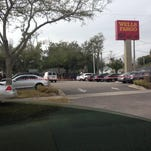 JSO responds to a bank robbery at Wells Fargo on San Jan Avenue on Tuesday afternoon.