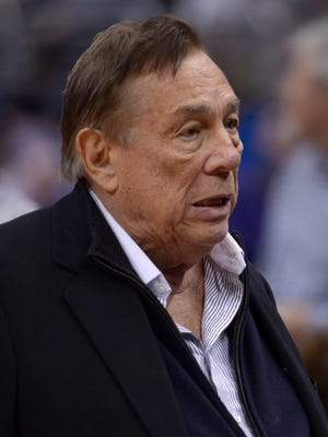 Clippers owner Donald Sterling, shown here in January, will face discipline from the NBA, which is expected to be announced Tuesday.
