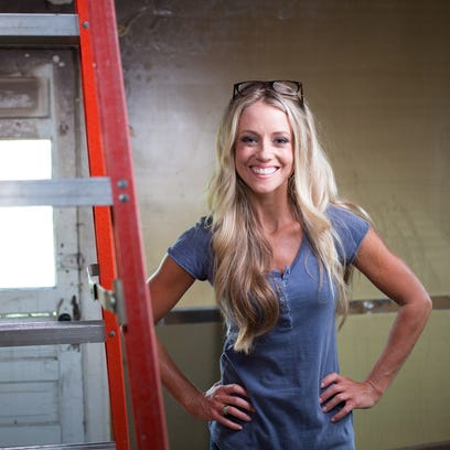 Nicole Curtis of DIY Network's Rehab Addict.